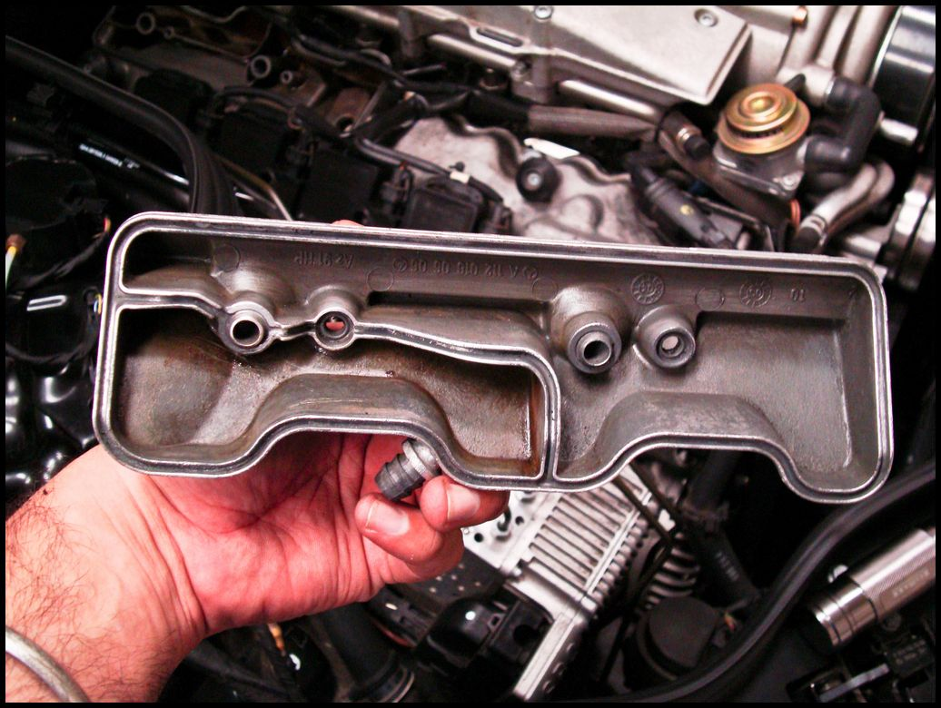 rear main seal replacement? - MBWorld org Forums
